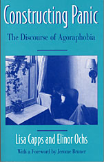 Cover: Constructing Panic: The Discourse of Agoraphobia