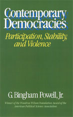 Cover: Contemporary Democracies in PAPERBACK