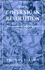 Cover: The Copernican Revolution: Planetary Astronomy in the Development of Western Thought