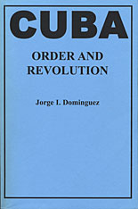 Cover: Cuba: Order and Revolution