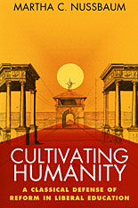 Cover: Cultivating Humanity in PAPERBACK