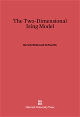 Cover: The Two-Dimensional Ising Model