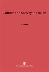 Cover: Culture and Society in Lucian