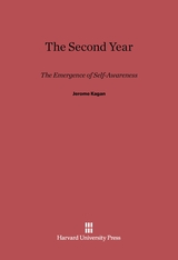 Cover: The Second Year: The Emergence of Self-Awareness
