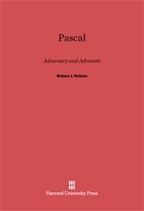 Cover: Pascal: Adversary and Advocate