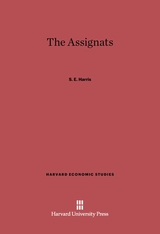 Cover: The Assignats
