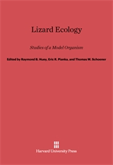 Cover: Lizard Ecology in E-DITION