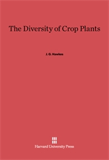 Cover: The Diversity of Crop Plants
