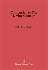 Cover: Companion to <i>The Divine Comedy</i>: Commentary by C. H. Grandgent as edited by Charles S. Singleton