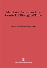 Cover: Metabolic Arrest and the Control of Biological Time
