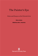 Cover: The Painter's Eye: Notes and Essays on the Pictorial Arts