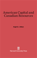 Cover: American Capital and Canadian Resources