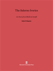 Cover: The Salerno Ivories: Ars Sacra from Medieval Amalfi
