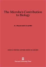 Cover: The Microbe's Contribution to Biology