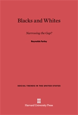 Cover: Blacks and Whites: Narrowing the Gap?