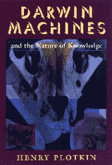 Cover: Darwin Machines and the Nature of Knowledge in PAPERBACK