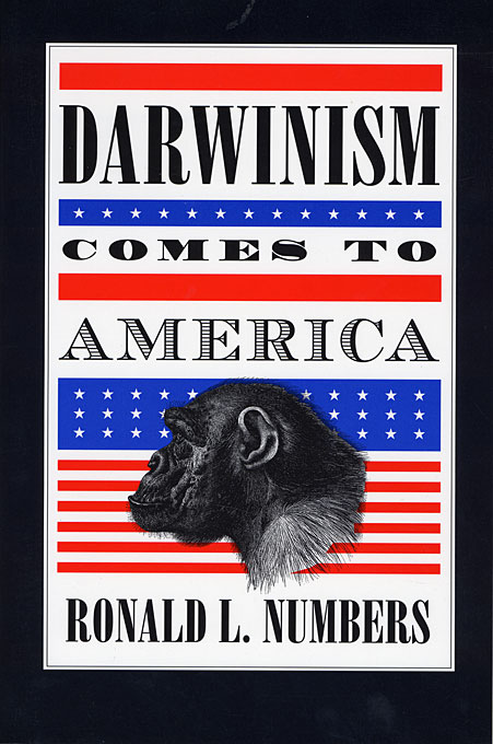 Cover: Darwinism Comes to America, from Harvard University Press
