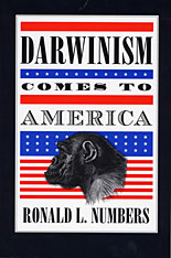 Cover: Darwinism Comes to America in PAPERBACK