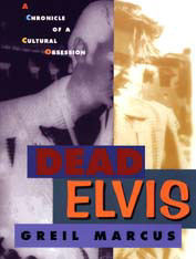Cover: Dead Elvis in PAPERBACK