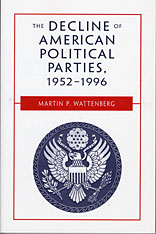 Cover: The Decline of American Political Parties, 1952-1996: Fifth Edition