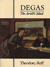 Cover: Degas in PAPERBACK