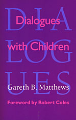 Cover: Dialogues with Children in PAPERBACK
