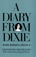 Cover: A Diary from Dixie