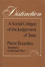 Cover: Distinction in PAPERBACK