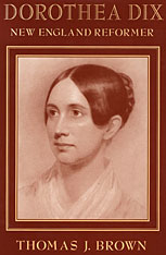 Cover: Dorothea Dix in HARDCOVER