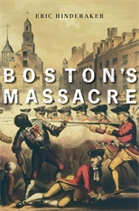Cover: Boston's Massacre in PAPERBACK