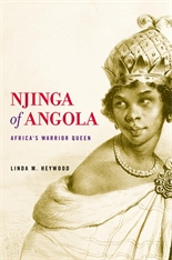 Cover: Njinga of Angola in PAPERBACK