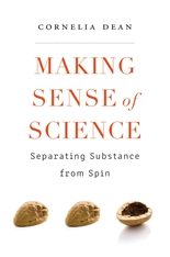 Cover: Making Sense of Science in PAPERBACK