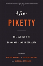 Cover: After Piketty: The Agenda for Economics and Inequality