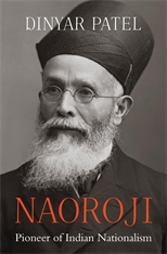 Cover: Naoroji: Pioneer of Indian Nationalism