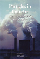 Cover: Particles in Our Air: Exposures and Health Effects
