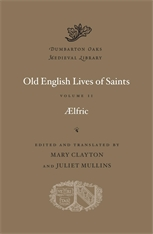 Cover: Old English Lives of Saints, Volume II in HARDCOVER