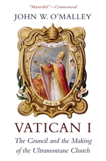 Cover: Vatican I in PAPERBACK