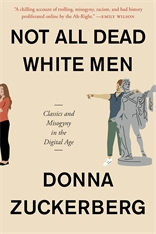 Cover: Not All Dead White Men in PAPERBACK