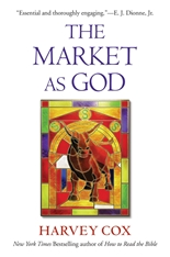 Cover: The Market as God in PAPERBACK