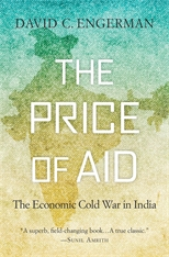 Cover: The Price of Aid: The Economic Cold War in India