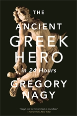Cover: The Ancient Greek Hero in 24 Hours in PAPERBACK