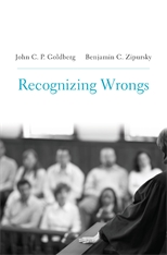 Cover: Recognizing Wrongs