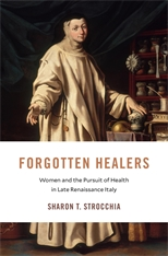 Cover: Forgotten Healers in HARDCOVER