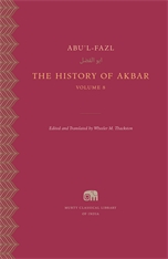 Cover: The History of Akbar, Volume 8