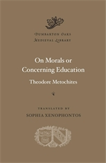 Cover: On Morals or Concerning Education