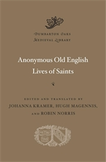 Cover: Anonymous Old English Lives of Saints