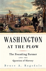 Cover: Washington at the Plow in HARDCOVER