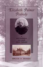 Cover: Elizabeth Palmer Peabody in HARDCOVER