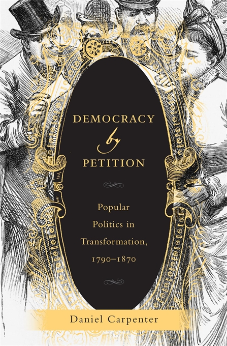 Cover of Democracy by Petition