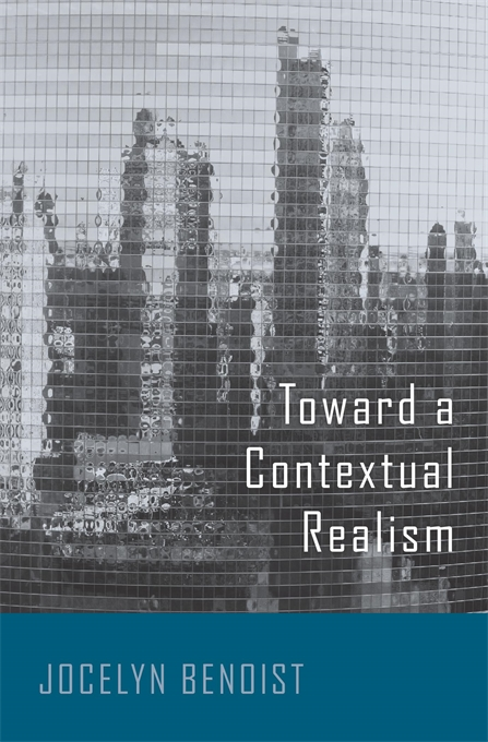 Cover: Toward a Contextual Realism, from Harvard University Press